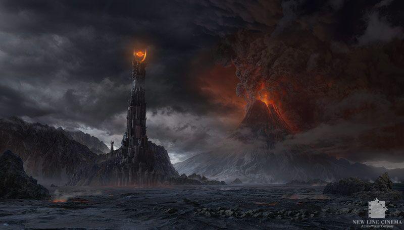 Cités du Mordor Barad_10
