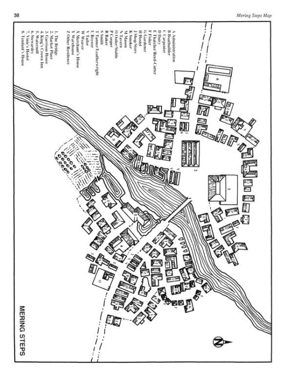 Cités du Royaume de Gondor Calemb10