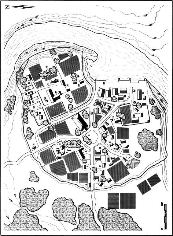 Cités du Royaume de Gondor Ethrin10