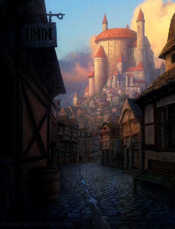Cités du Royaume de Dorwinion Ilanin10