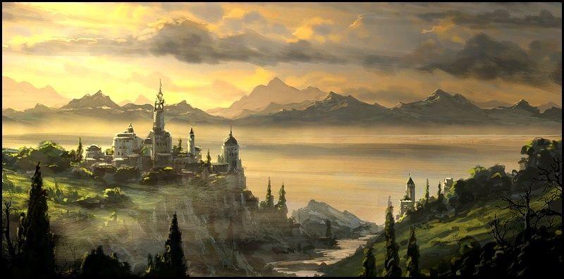 Cités du Royaume de Dorwinion Riavod10