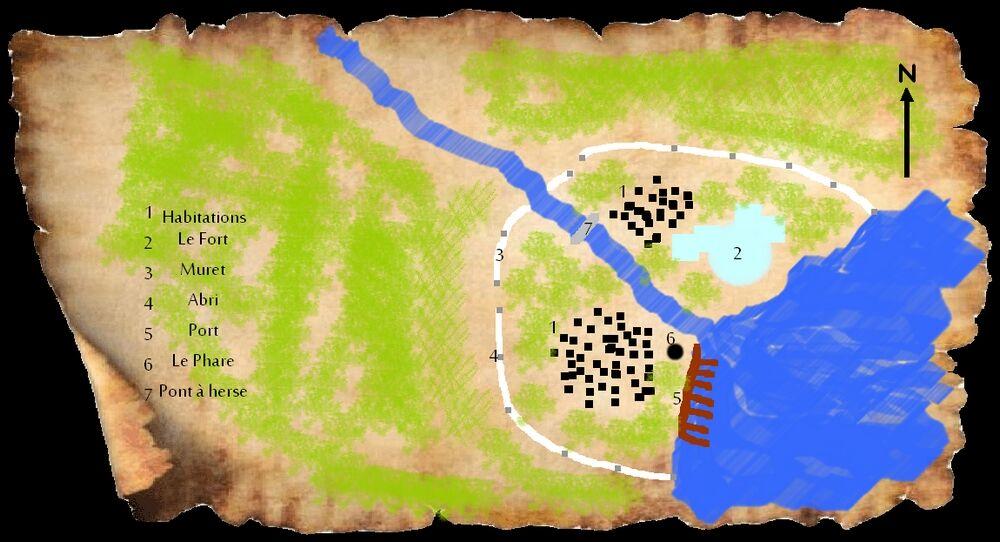 Cités du Royaume de Dorwinion Riavod11
