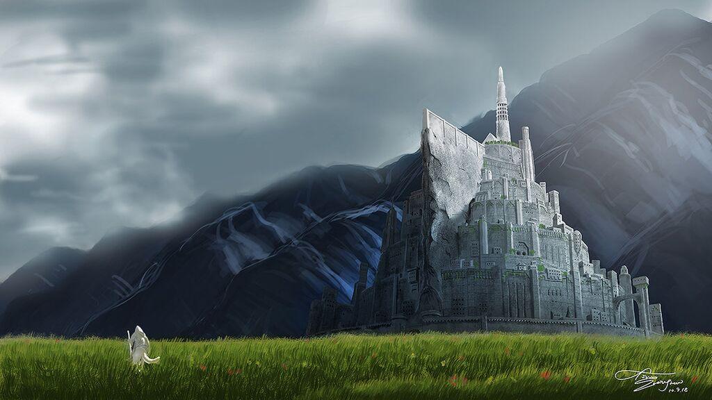 Cités du Royaume de Gondor Unspec34