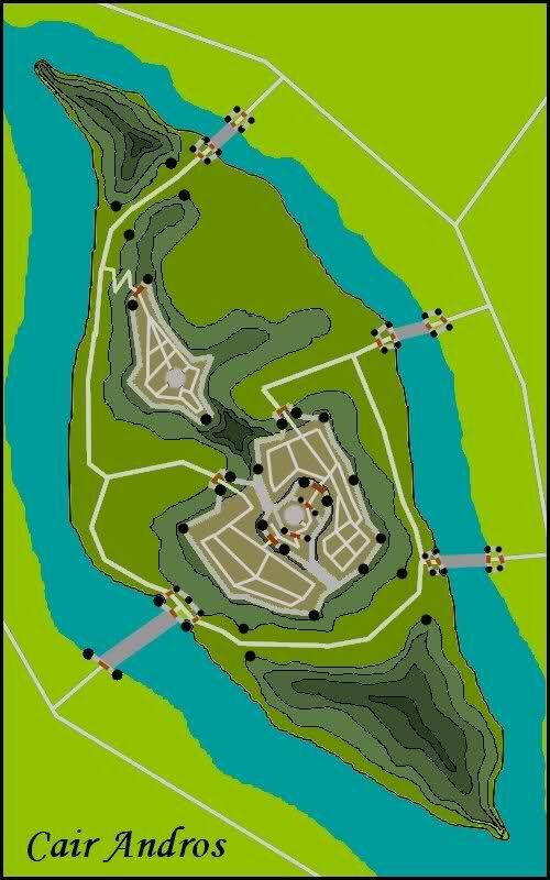 Cités du Royaume de Gondor Unspec38