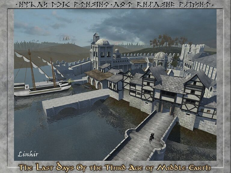 Cités du Royaume de Gondor Unspec40