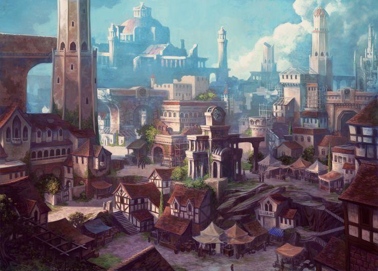 Cités du Royaume de Gondor Unspec41