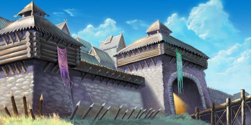 Cités du Royaume de Gondor Unspec43