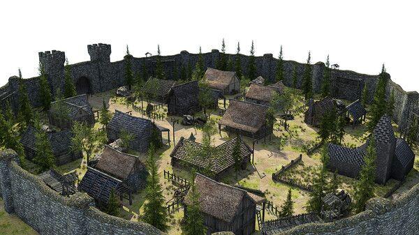 Cités du Royaume de Gondor Unspec44