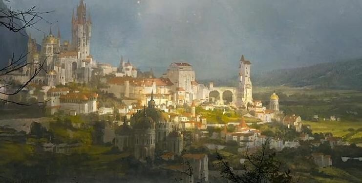 Cités du Royaume de Gondor Unspec45
