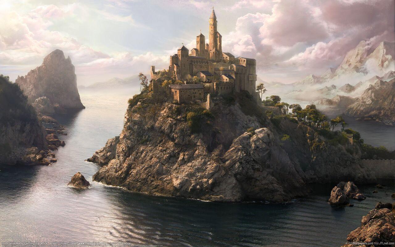 Cités du Royaume de Gondor Unspec47