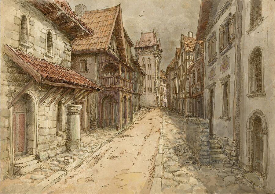Cités du Royaume de Gondor Unspec49