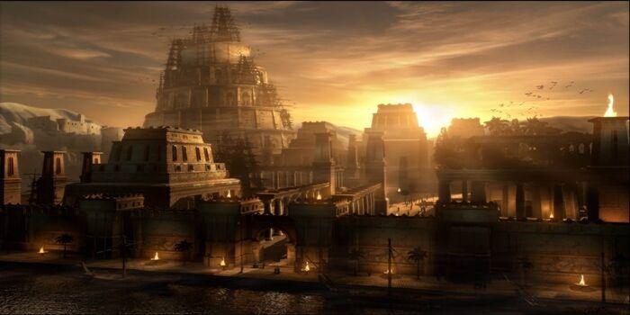 Cités du Royaume de Gondor Unspec50