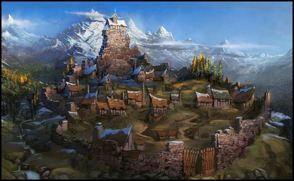 Cités du Royaume de Gondor Unspec56