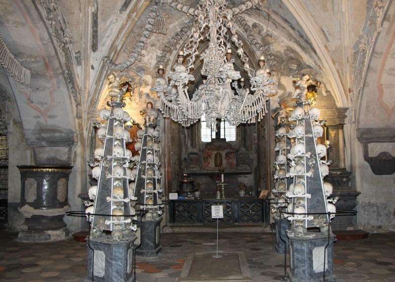 Костница в Кутна-Гора – архитектурный символ жизни после смерти 162