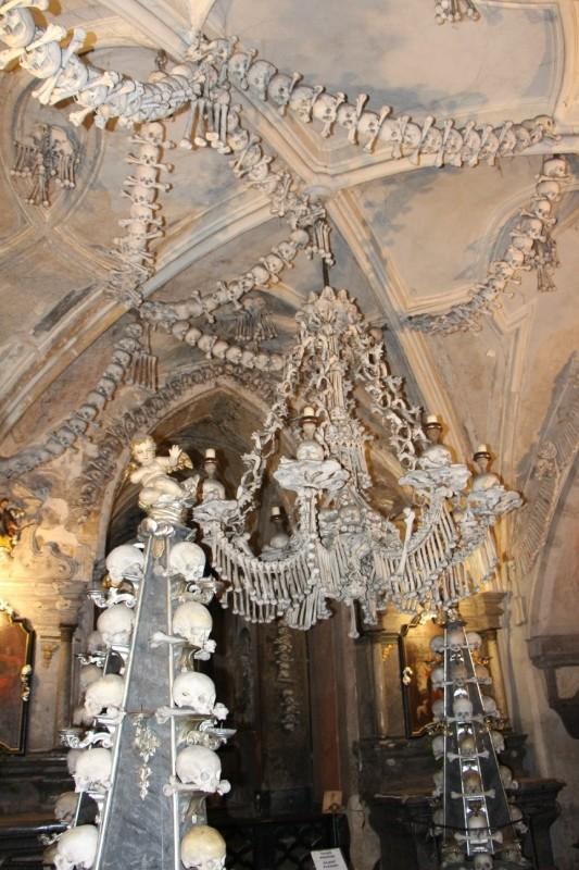 Костница в Кутна-Гора – архитектурный символ жизни после смерти 410