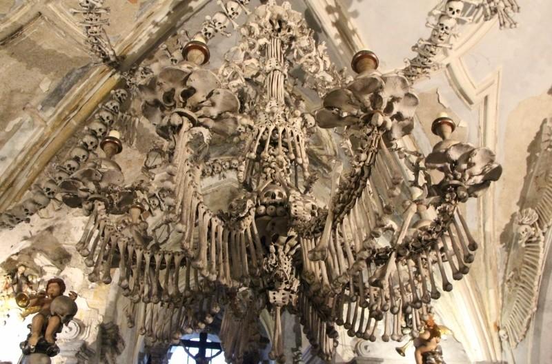 Костница в Кутна-Гора – архитектурный символ жизни после смерти 510