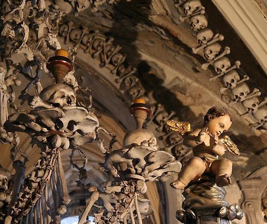 Костница в Кутна-Гора – архитектурный символ жизни после смерти 610