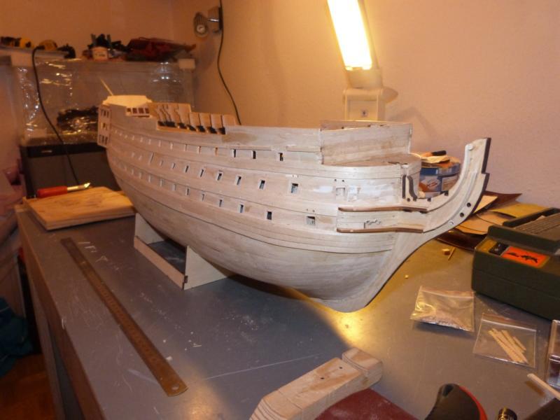 Der Schrauber: HMS Victory - Seite 2 P1030915
