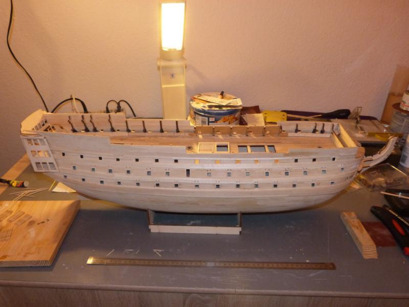Der Schrauber: HMS Victory - Seite 2 P1030916