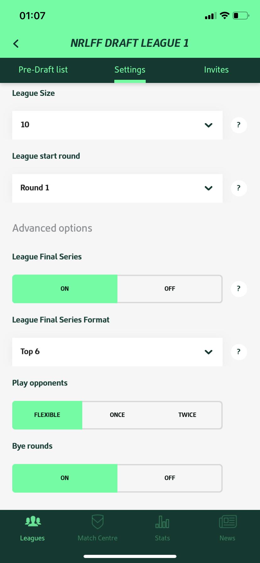 2021 FF NRL Fantasy DRAFT League 5a7cdd10