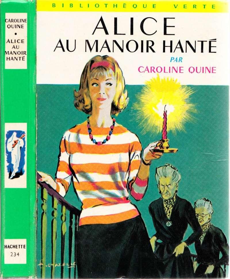 Recherches sur les anciennes éditions d'Alice (Titres 16 à 30)  Lettre11