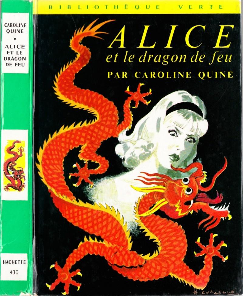 Recherches sur les anciennes éditions d'Alice (Titres 16 à 30)  Lettre16