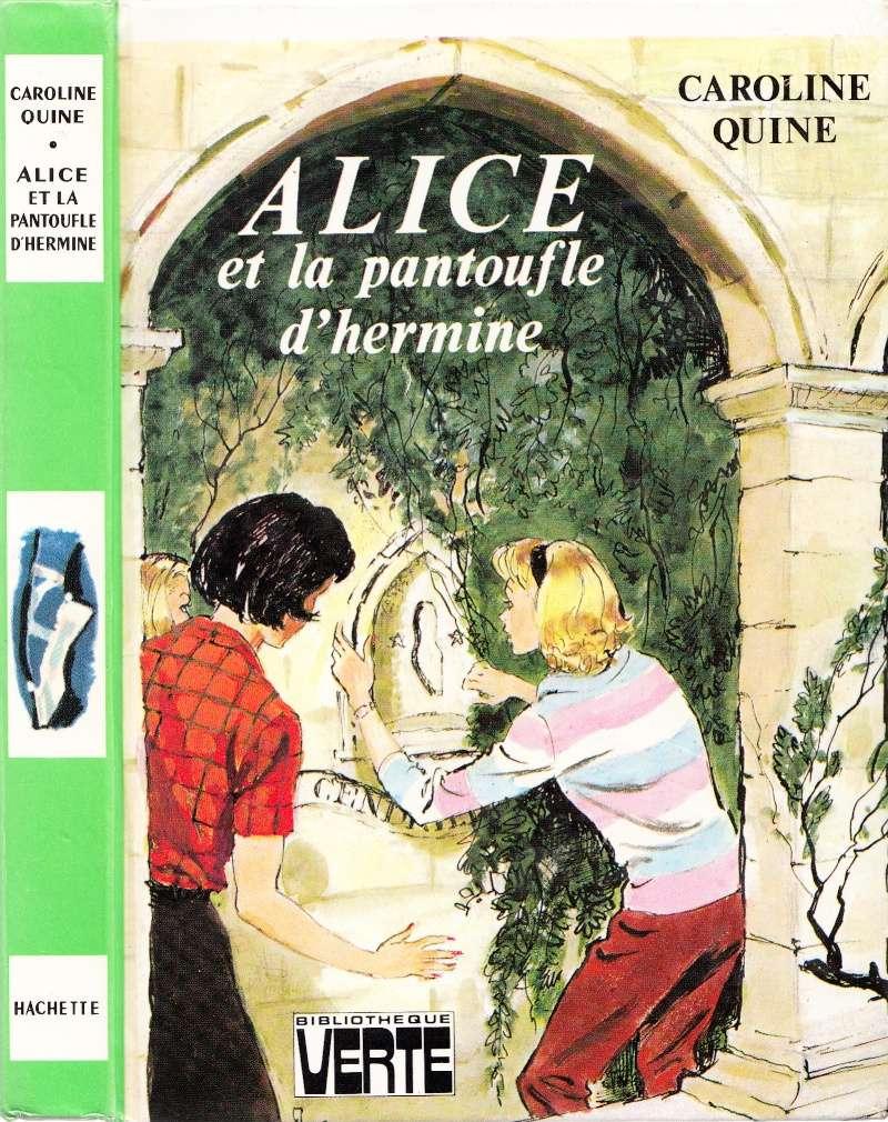 Recherches sur les anciennes éditions d'Alice (Titres 16 à 30)  Lettre19