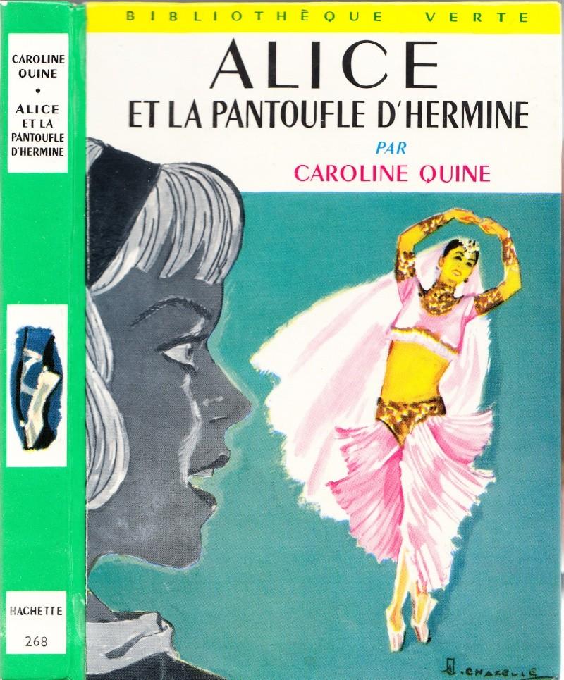 Recherches sur les anciennes éditions d'Alice (Titres 16 à 30)  Lettre20