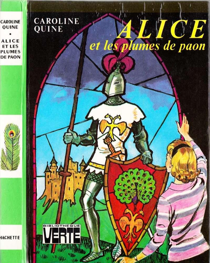 Recherches sur les anciennes éditions d'Alice (Titres 16 à 30)  Lettre22