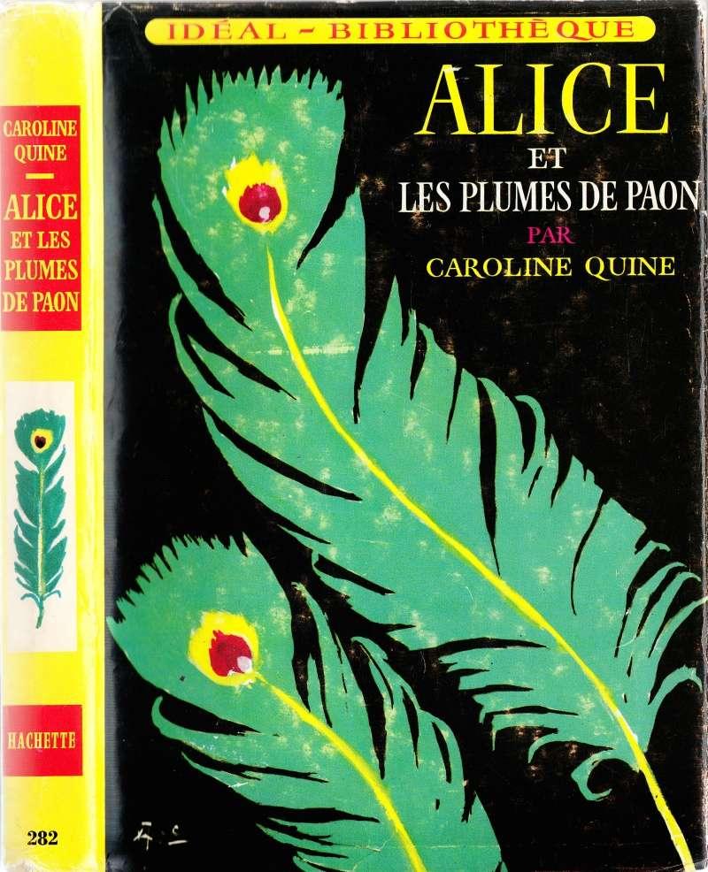 Recherches sur les anciennes éditions d'Alice (Titres 16 à 30)  Lettre23