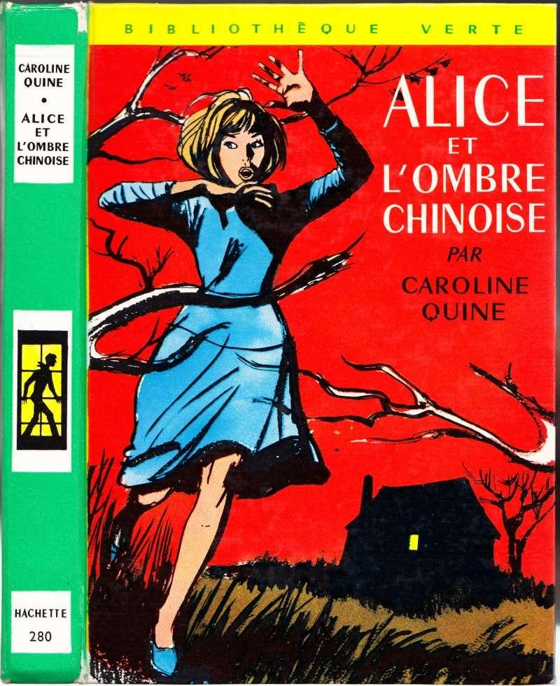Recherches sur les anciennes éditions d'Alice (Titres 16 à 30)  Lettre24