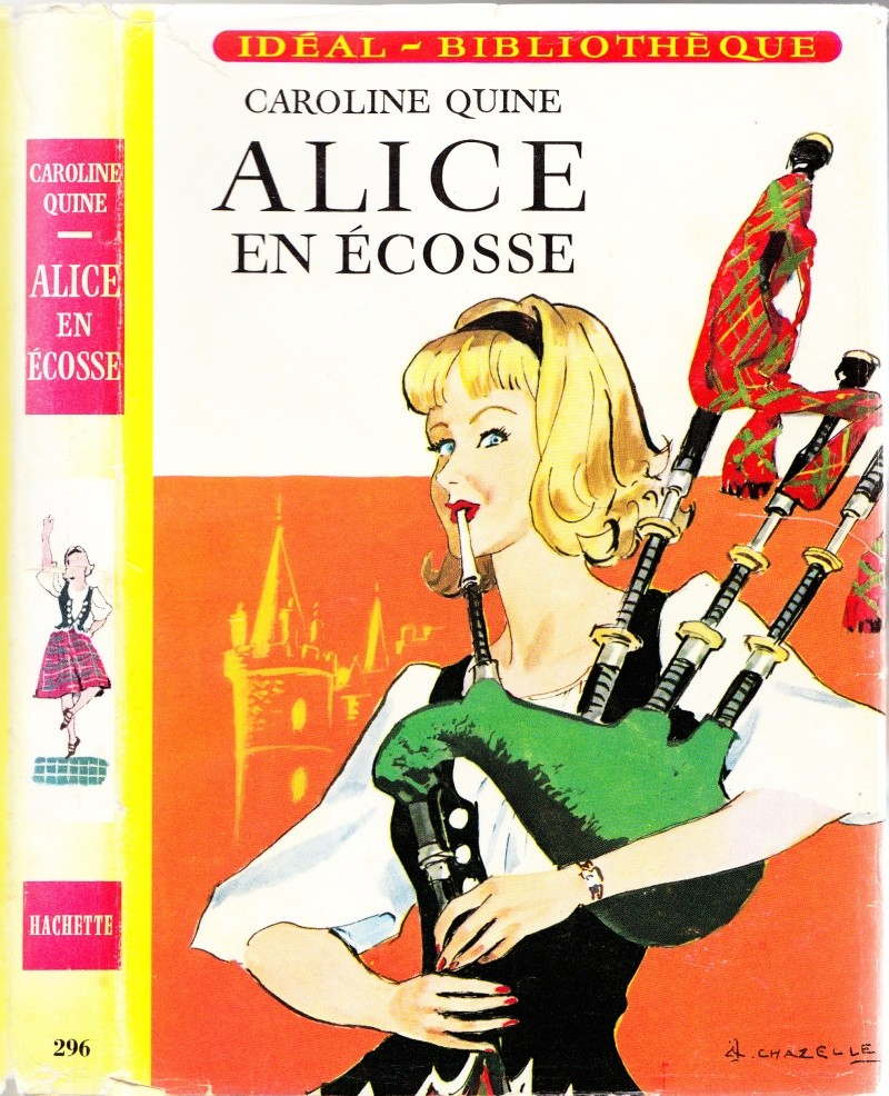 Recherches sur les anciennes éditions d'Alice (Titres 16 à 30)  Lettre27