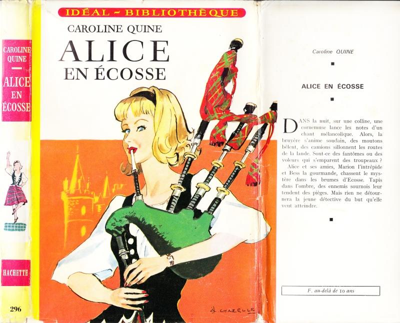 Recherches sur les anciennes éditions d'Alice (Titres 16 à 30)  Lettre29