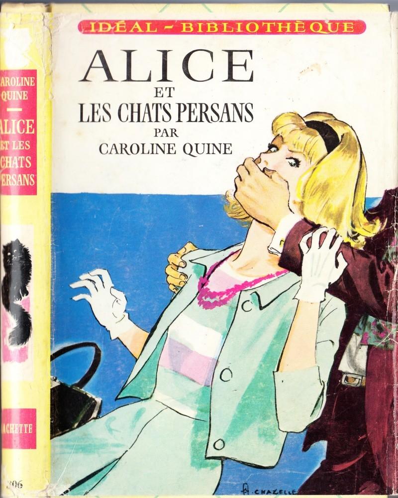Recherches sur les anciennes éditions d'Alice (Titres 16 à 30)  Lettre33