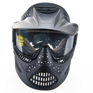 Choisir son masque pour la photo / Vidéo de Paintball Alphan10