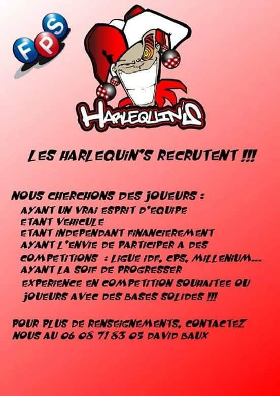 Team Harlequin's recrute (France / Idf) Harleq10