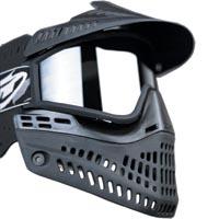 Choisir son masque pour la photo / Vidéo de Paintball Noir10