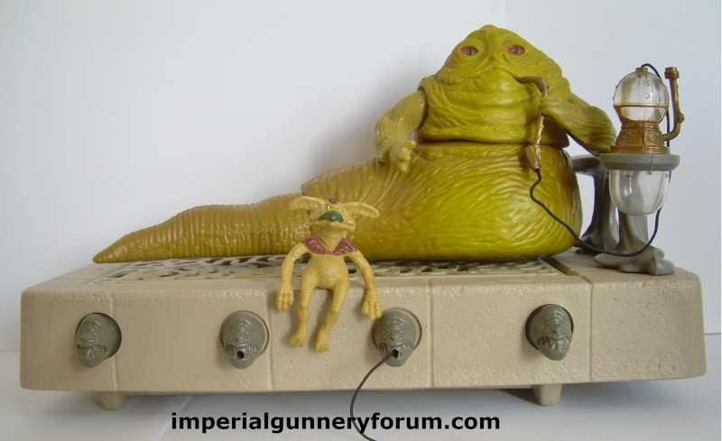 6 - The TIG FOTW Thread: Jabba the Hutt and Salacious Crumb Jabba110