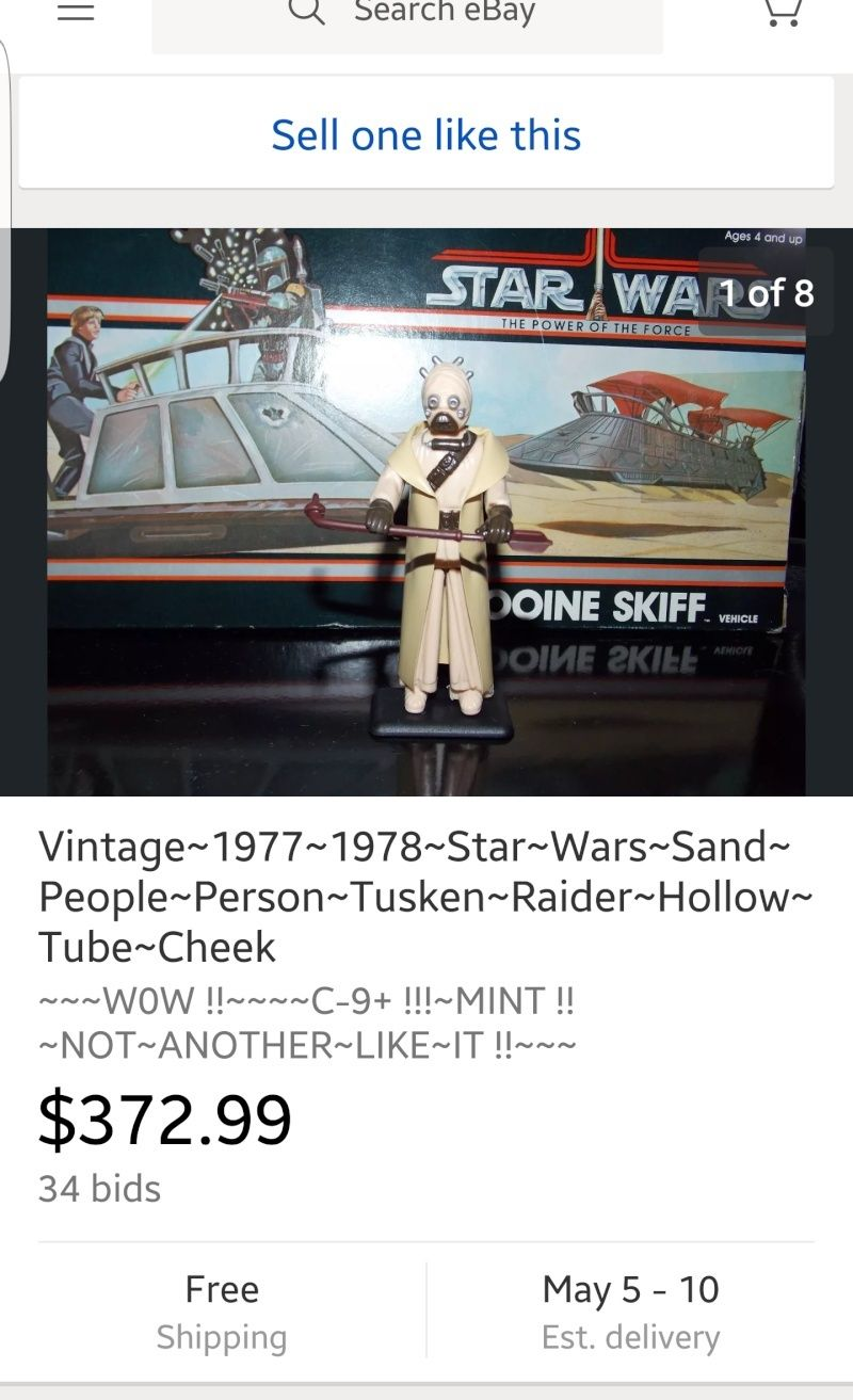 The MAD world of Star Wars collecting! Screen12