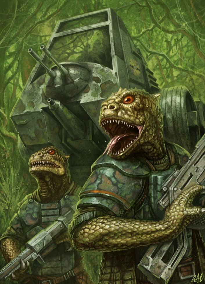 Battle of the Month - Tusken Raiders [VS.] ... Trando10