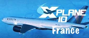 X PLANE FRANCE