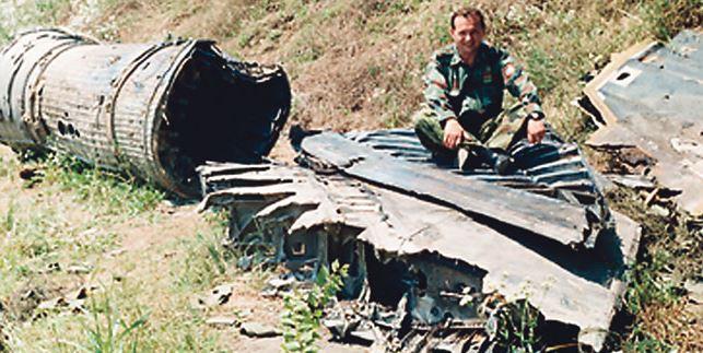 1999 F-117A shootdown in Yugoslavia F117a10