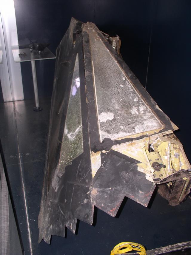 1999 F-117A shootdown in Yugoslavia F117a116