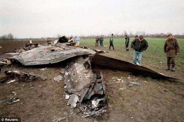 1999 F-117A shootdown in Yugoslavia F117a211