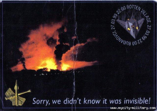 1999 F-117A shootdown in Yugoslavia F117a214