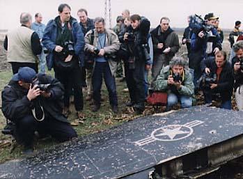 1999 F-117A shootdown in Yugoslavia F117a217