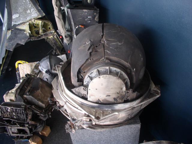 1999 F-117A shootdown in Yugoslavia F117a910