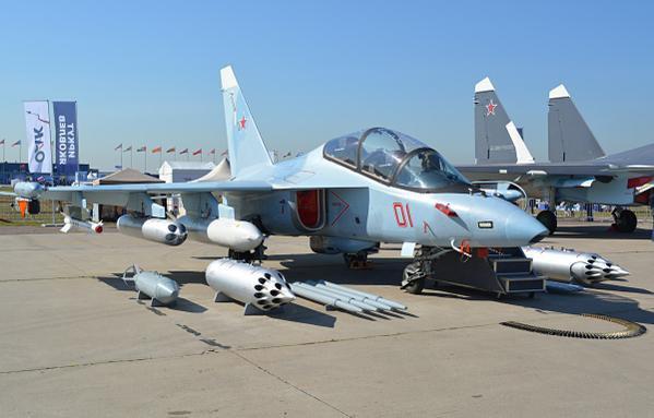 Yak-130: News - Page 8 Jak10