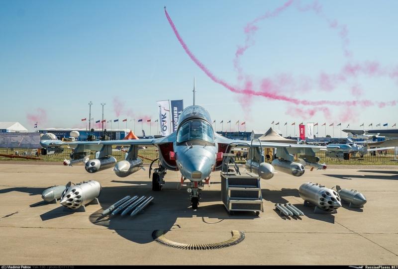 Yak-130: News - Page 8 Jak110