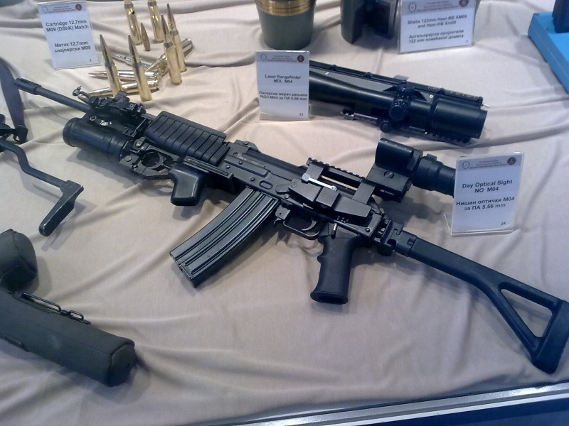 Russian Sniper Rifles and Units - Page 15 M2110